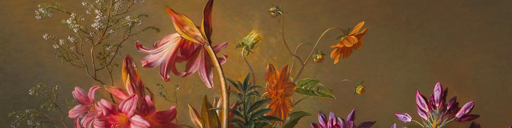 banner Allegory of Spring, Georgius Jacobus Johannes van Os, 1817